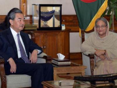بنگلہ دیش اور میانمار روہنگیا بحران خود حل کریں، چینی مطالبہ