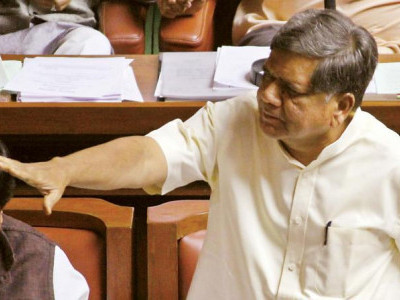 Shettar demands white paper on developmental works in North Karnataka