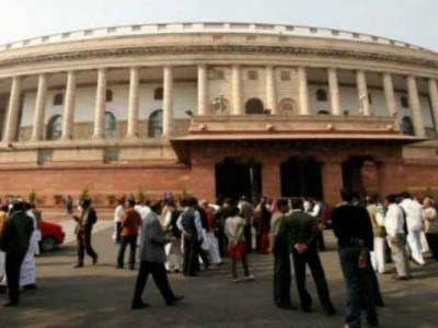 Parl winter session: Cong moves adjournment motion over Rafale, demonetisation, RBI