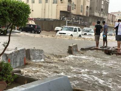 Floods paralyse Saudi city of Jeddah