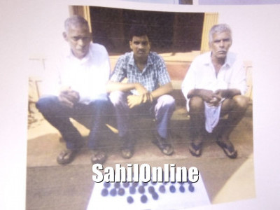 Udupi: Police seize 30 country made bombs, 3 arrested