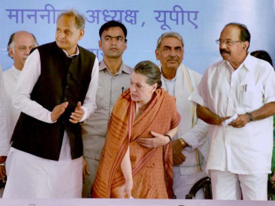 Sonia Gandhi's role will be undiminished: Moily