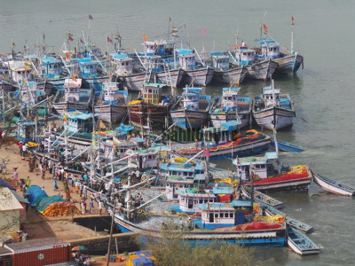 Centre bans use of LED lights for fishing in coastal areas