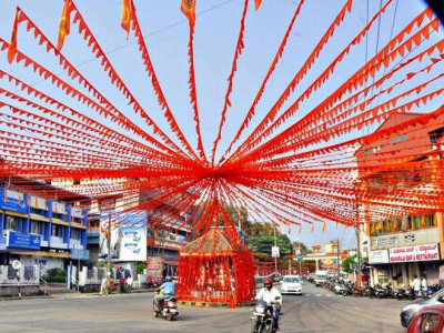 DC bans protests at Chittaranjan Circle in Udupi