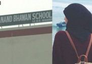 UP school objects to Muslim students' headscarves