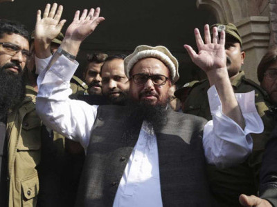 Hafiz Saeed has 'blood on his hands': Former CIA dy director