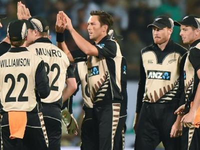 نیوزی لینڈ نے ہندوستان کودوسرے ٹی ٹوئنٹی میں40رنز سے شکست دی