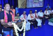 اُڈپی: ہندوتوا تنظیموں کی مخالفت کے درمیان اداکار پرکاش رائے نے قبول کیا' کارنت ایوارڈ'