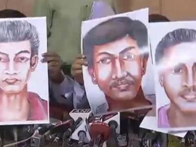 ایس آئی ٹی نے جاری کیے گوری لنکیش قتل میں ملوث مشتبہ ملزموں کے اسکیچ
