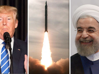 Trump launches new Iran strategy, leaves nuclear deal hanging
