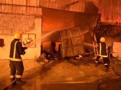 سعودی دارالحکومت میں آتشزدگی، دس ہلاک