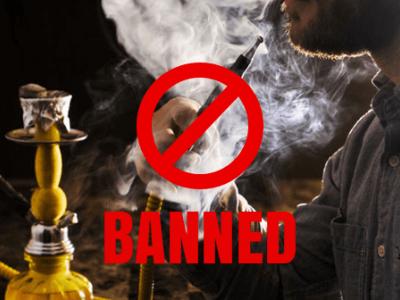 ریاست بھر میں حقہ پر پابندی زیر غور