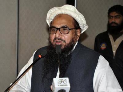 حافظ سعید کی نظر بندی میں توسیع کی حکومتی درخواست واپس