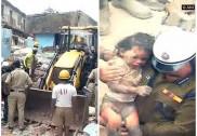 بنگلورو میں سلنڈر پھٹنے سے مکان منہدم ،6 لوگوں کی موت