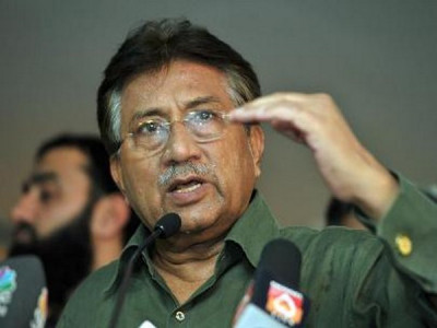 Throw corrupt politicians out from Pakistan: Musharraf