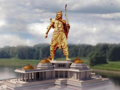 ایودھیا میں رام کے مجسمے کے لیے چاندی کے دس تیردے گاشیعہ وقف بورڈ،وسیم رضوی رام بھکتی ثابت کرنے کے لیے کسی حدتک جانے کوتیار