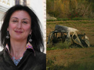 Panama Papers journalist who accused Maltese govt of graft killed by car bomb