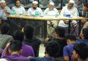 Former president of Bhatkali JamatUl Muslimeen M'lore Gayasuddin Jubapu dies, Condolence meet held