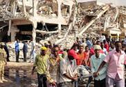موغادیشو ٹرک بم حملہ، ہلاکتیں 300 سے زائد، عالمی برادری کا اظہارِ افسوس
