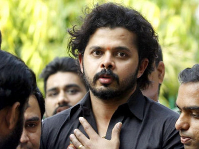 Kerala High Court restores life ban imposed on Sreesanth by BCCI