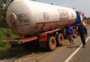 Gas tanker hits bike on Kumta NH-66, Injured rider dies on the way to Manipal