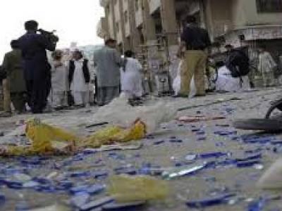 کوئٹہ میں خود کش حملہ، چھ پولیس اہلکار مارے گئے