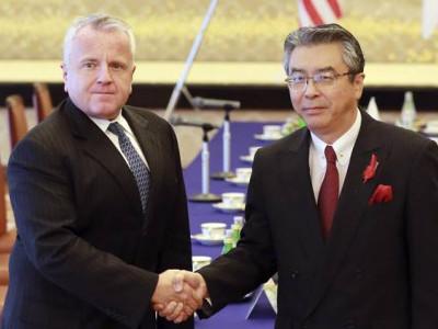 سیول میں شمالی کوریا سے متعلق سہ فریقی مذاکرات