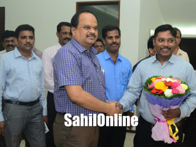 Sasikanth Senthil Takes Charge as New Deputy commissioner of Dakshina Kannada