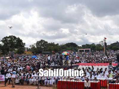 PFI's grand conference 'We Also Have Something to Say' held at Palace Ground, Bengaluru