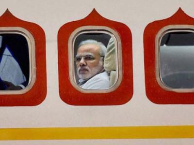 نریندر مودی کو گجرات کے وزیر اعلی رہنے کے دوران نجی فضائی دورے کا حساب دینا چاہئے:کانگریس