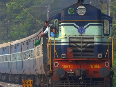 Trains to be regulated in Palakkad division from today till Nov1