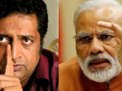اداکار پرکاش راج نے پی ایم مودی پر کسا طنز،56 انچ بھول جائیے، 55گھنٹے بھی نہیں سنبھالاجاسکا کرناٹک
