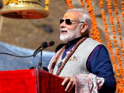 Not allowed to rebuild Kedarnath as Guj CM under pressure from UPA: Modi