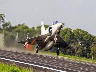 آگرہ ایکسپریس وے پر اتریں گے فضائیہ کے ہوائی جہاز، 20 سے 24 اکتوبر تک کریں گے مشق