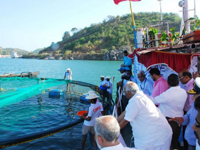 Karnataka fishermen seek national fishing policy