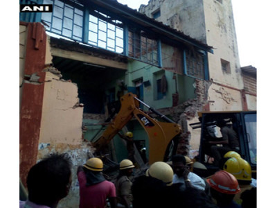 Eight transport workers dead after roof collapse in Tamil Nadu