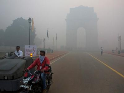 بے تحاشہ آتش بازی سے دہلی کی فضا ہوگئی زہریلی