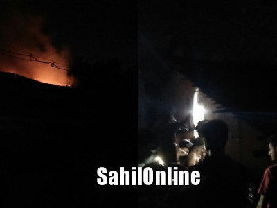 ہبلی :پٹاخوں سے گھر میں لگی آگ ، کئی اشیاء جل کر خاک : کوئی جانی نقصان نہیں