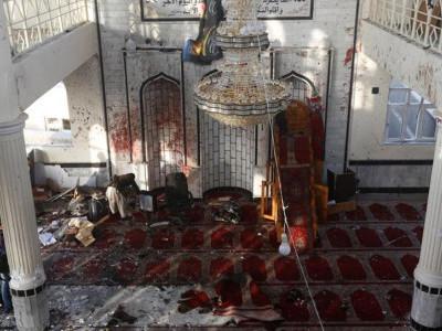 افغانستان کی دو مساجد میں خودکش حملے، 72 ہلاکتیں؛داعش نے ہلاکت خیز حملوں کی ذمہ داری قبول کر لی