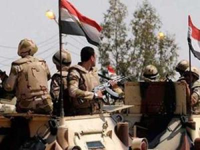 مصر میں پولیس مقابلہ: ہلاک اہلکاروں کی تعداد 52 تک پہنچ گئی