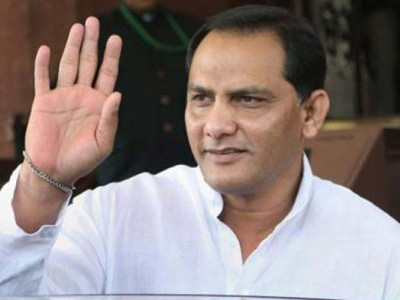 Congress Invites Mohammed Azharuddin To Contest Election From Telangana