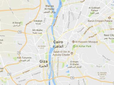 مصر میں پولیس مقابلہ: ہلاک اہلکاروں کی تعداد 55 تک پہنچ گئی