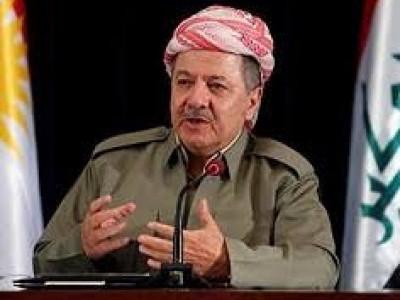 عراقی پارلیمانی ذرائع کا بارزانی کے حراست میں لیے جانے کا عندیہ