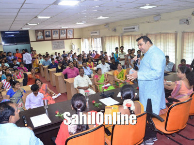 Scholarship Distribution program held at Udupi