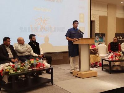 Ettihad wo Milan program and comedy Mushaira; MP Oskar Fernandes attended the program
