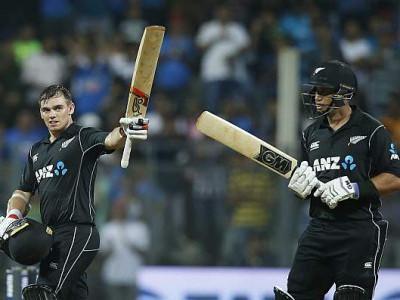 Latham, Taylor overshadow Kohli as New Zealand win by 6 wkts