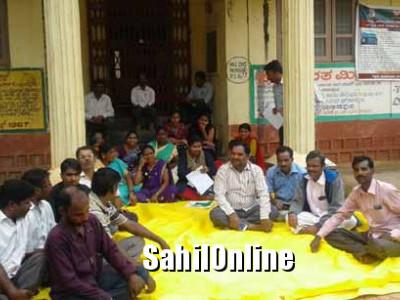 ಮುಂಡಗೋಡ: ಮಳಗಿ ಗ್ರಾ.ಪಂ ಗೆ ಖಾಯಂ ಪಿಡಿಒ ನೇಮಿಸುವುದಾಗಿ ಸಿ.ಎಸ್. ಭರವಸೆ