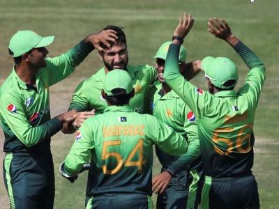 Pak vs SL ODI series: Usman Shinwari leads Pakistan's 5-0 sweep