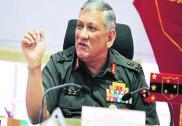 ہندوستانی فوج دنیا کی سب سے طاقتور افواج میں سے ایک: جنرل راوت