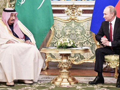 King Salman's visit to Russia hailed a success on trade, investment and solving regional issues